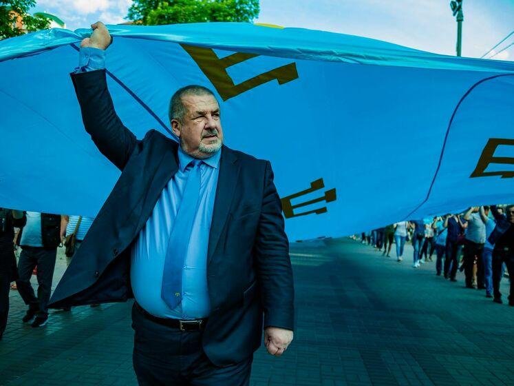 Чубаров о крымских татарах: Путин пытается решить задачу, которую не решил Сталин