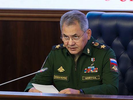 В республику Беларусь прилетел Сергей Шойгу насовещание военных ведомств