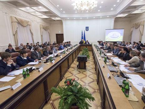 Кабмин одобрил увольнение гендиректора НТКУ З.Аласании
