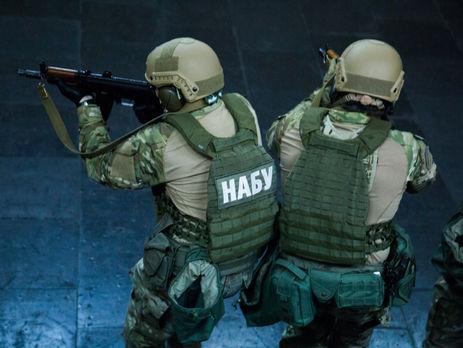 Задержаны трое мужчин, требовавших взятку затрудоустройство вНАБУ