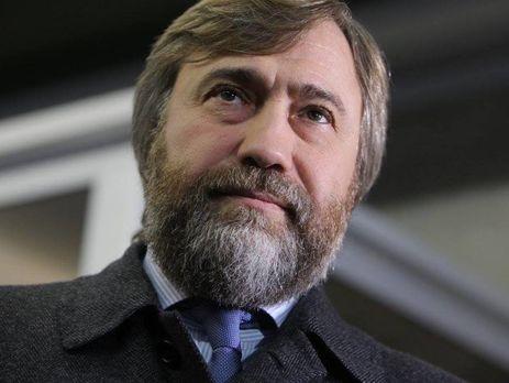 Луценко просит снять неприкосновенность сдепутата Новинского