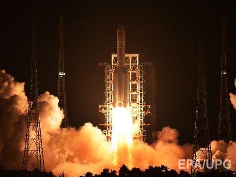 КНР запустил крупнейшую ракету-носитель собственной разработки