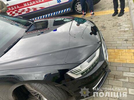 По автомобилю Шефира выпустили 10 пуль – МВД Украины / ГОРДОН