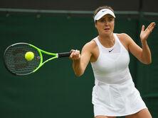 Свитолина пробилась в 1/8 финала турнира WTA в Индиан-Уэллсе