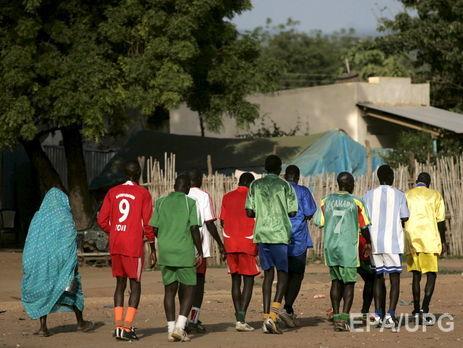 ВЮжном Судане неизвестный расстрелял толпу футбольных болельщиков