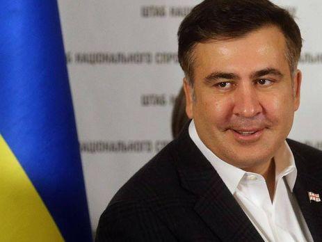 Ляшко призвал президента не торопиться принимать отставку Саакашвили