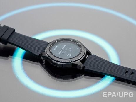 Умные часы Самсунг Gear S3 поступят в реализацию 18ноября
