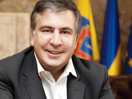 АП: Порошенко примет отставку Саакашвили после согласия Кабмина