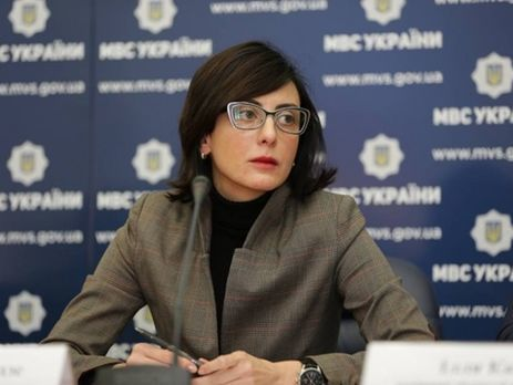 Аваков иДеканоидзе отложили назначение руководителя Нацполиции вЧеркассах из-за протестов