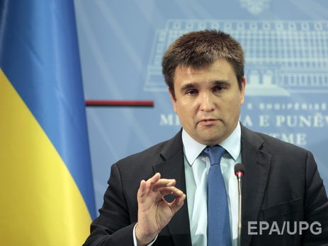 Украина продолжит участвовать вмиротворческих миссиях ООН— Климкин