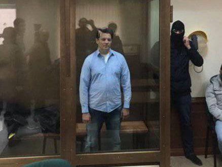 Сущенко начали приносить газеты иготовятся перевести в иную камеру