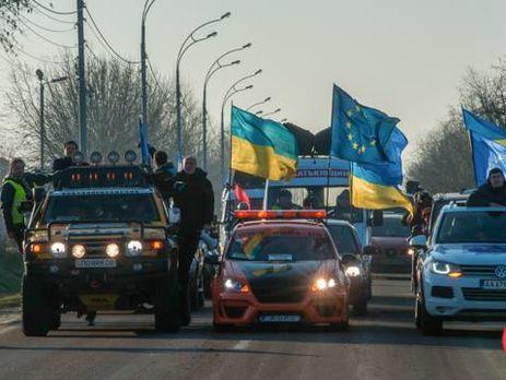ВЧеркассах задержали титушку, который помогал беркутовцам наМайдане