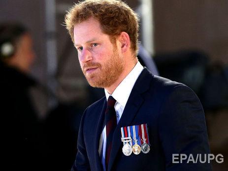 Принц Гарри официально признал собственный роман сМеган Маркл