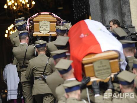 Обвинитель Польши заподозрил русских знатоков вподлоге данных окатастрофе самолета Качиньского