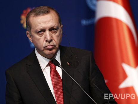 Эрдоган позвонил Трампу поздравить спобедой