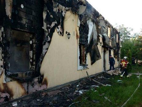Окончено досудебное расследование пожара вдоме престарелых