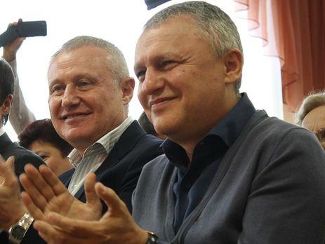 Браться Суркисы вызваны вНациональное антикоррупционное бюро