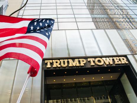 Над штаб-квартирой Трампа вНью-Йорке запретили летать