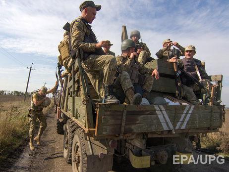 НаДонбассе умер украинский военный идвое получили ранения