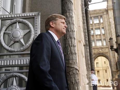 Источник вМИДРФ: Майкл Макфол действительно включен всанкционный список Российской Федерации