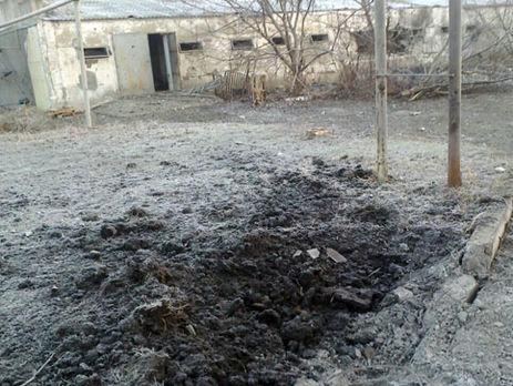 ВДонецкой области отобстрела боевиков умер мирный гражданин