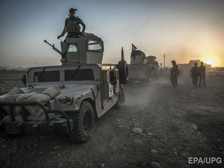 Правительственные войска Ирака освободили город Нимруд отбоевиковИГ