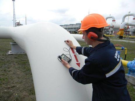 «Укртрансгаз» опроверг поставки газа вГеническ изКрыма
