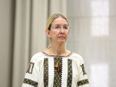 Украине грозит эпидемия кори,— Супрун