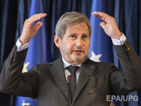 ЕСотметил важность отмены виз для Украины иГрузии