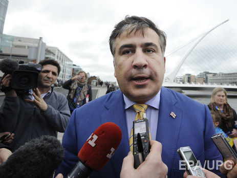 Гончаренко: Синхронные отставки Саакашвили иДеканоидзе неслучайны