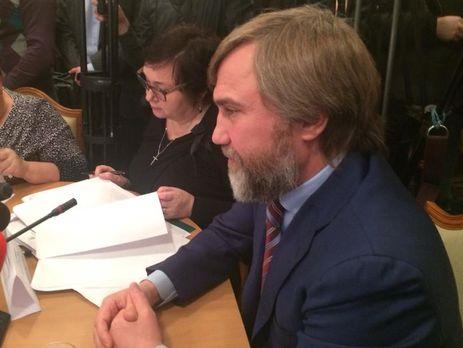 Луценко считает, что своим решением комитет Рады покрывает Новинского иЯнуковича