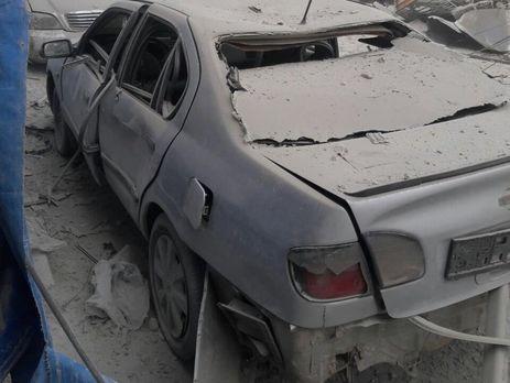 Боевики вАлеппо расстреляли митинг мирных граждан