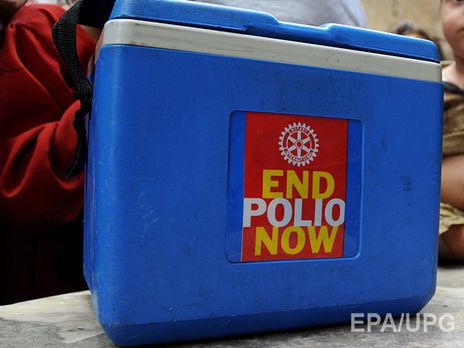ВВолынской области ребенок скончался отполиомиелита