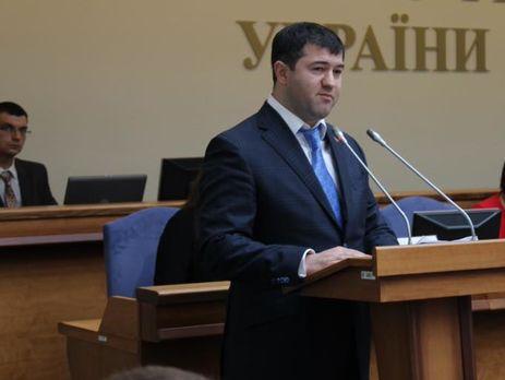 Насиров проинформировал, что наОдесскую таможню направлен кратковременный управляющий вместо Марушевской