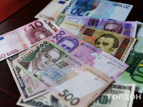 НБУ поднял официальный курс доллара иобвалил курс евро