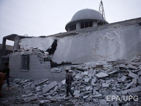 ВСирии произошел взрыв близ границы сТурцией, есть жертвы