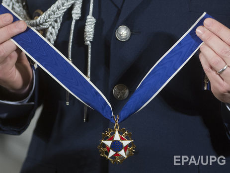 Медаль свободы сша царский билон
