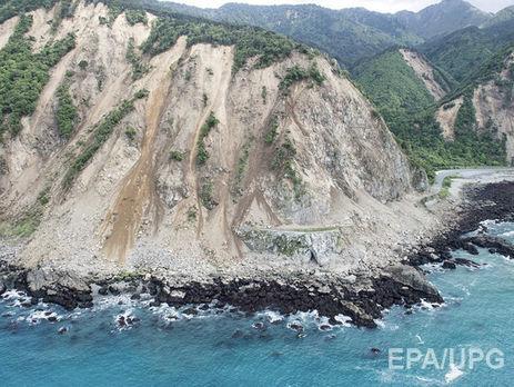Два основных острова новейшей Зеландии стали ближе надва метра после землетрясения