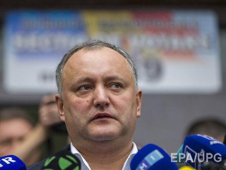 ВАП пояснили, отчего будут зависеть отношения сМолдовой, возглавляемой Додоном
