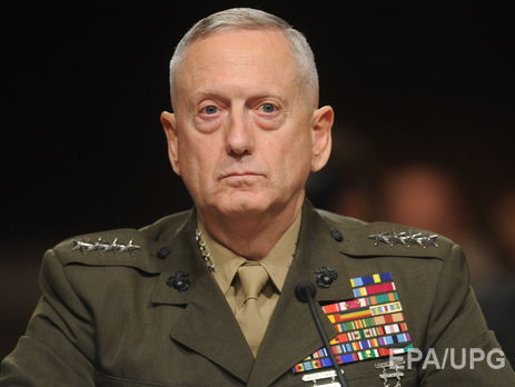 Трамп наметил кандидатуру напост руководителя Пентагона
