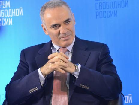 Каспаров раскрыл внешнеполитические аппетиты В.Путина — Европейский доминатор