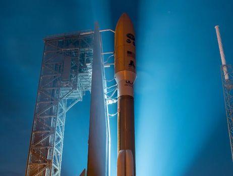 ВСША запущен метеоспутник обновленного поколения