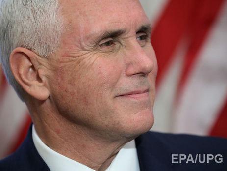 Избранного вице-президента США освистали набродвейском мюзикле