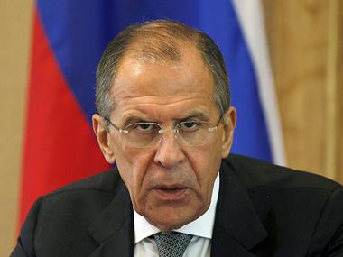 <p>Лаврову не понравилось высказывание Обамы, что Россия является региональным государством</p>