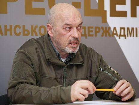Вгосударстве Украина официально зафиксированы около 1,7 млн переселенцев,— Тука