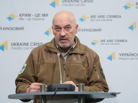 Тука: вгосударстве Украина официально зафиксированы около 1,7 млн переселенцев