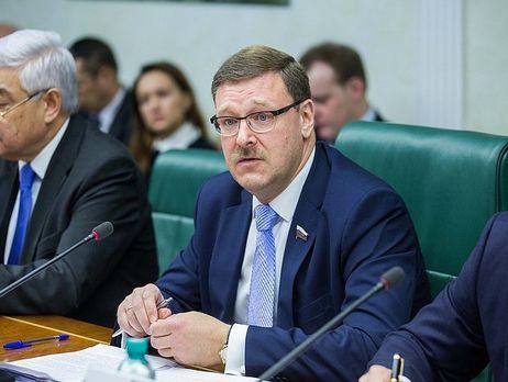 Косачёв объявил овозможности сотрудничестваРФ смеждународной коалицией вСирии