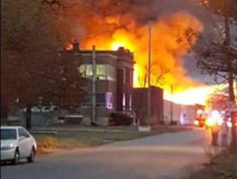 Взрыв нахимзаводе вСША: граждане эвакуированы, есть пострадавшие