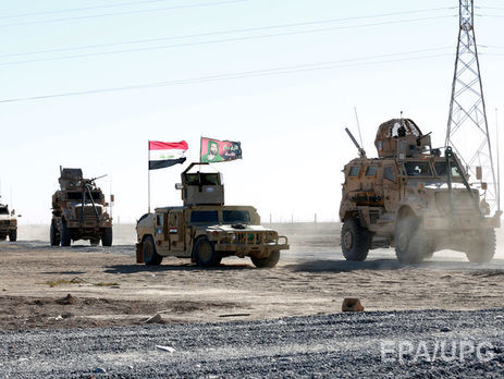 Отряды шиитского ополчения полностью блокировали Мосул
