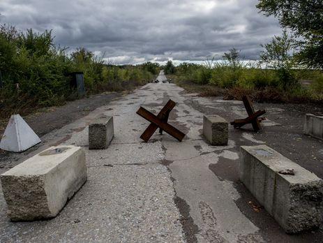 Олифер: Разведение сил врайоне Станицы Луганской может состояться 26ноября
